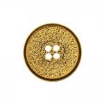 Plastic Button ø28 mm, size: 44L