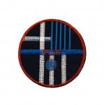 Triigitav Aplikatsioon; Võrkpall / Embroidered Iron-On Patch; Volleyball / 9,5cm