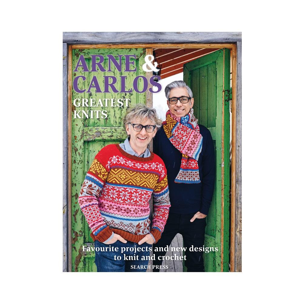"Raamat ""Arne & Carlos: Greatest Knits"""