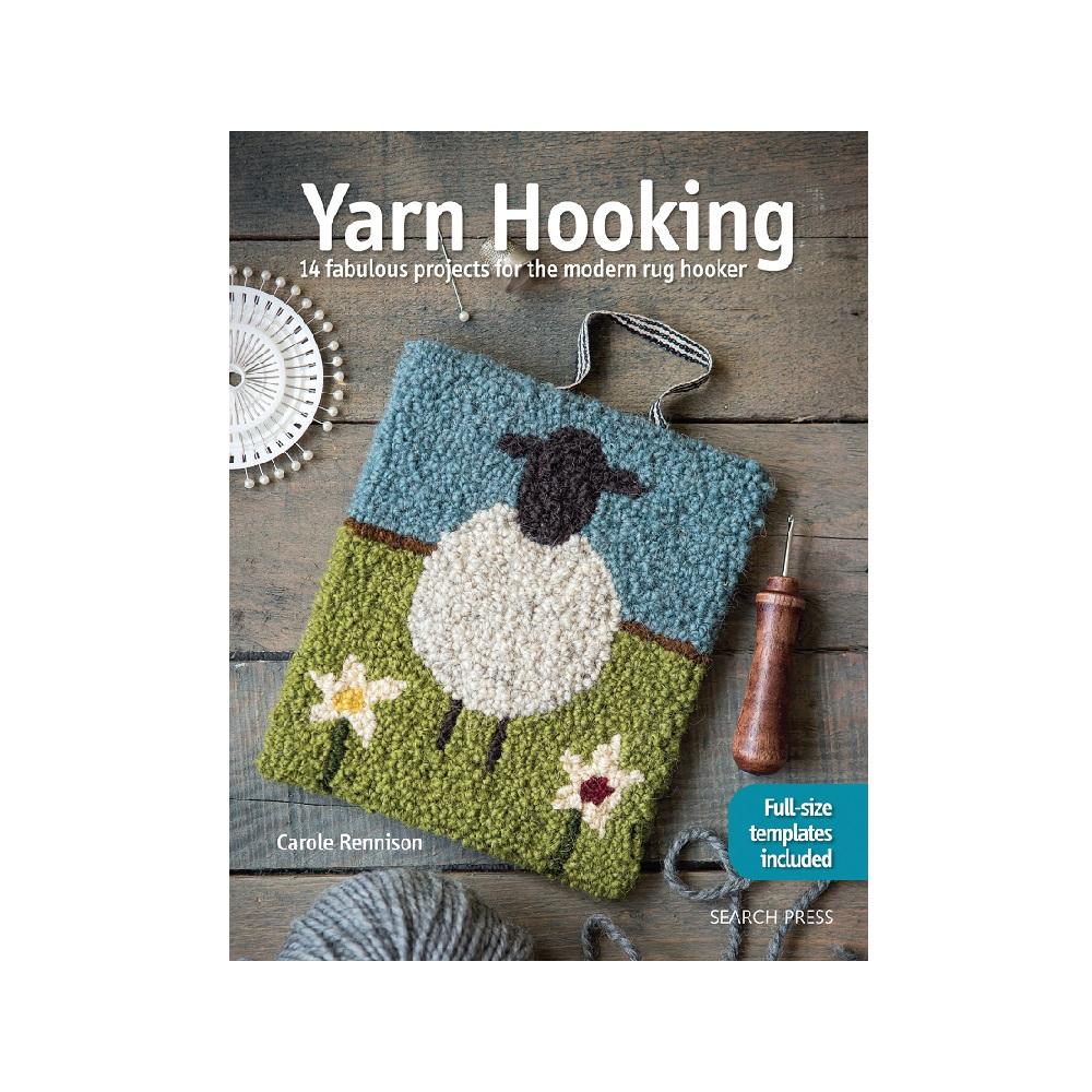 """Raamat """"Yarn Hooking"""""""