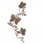 Liblikatega ornamentikaunistus 22x7cm