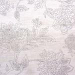 Dekoratiivse lillemustriga, linane kangas, 200cm, 14C211