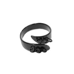6-Loop Finger Ring Base / 18mm