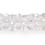 Lilleõiekujuline  kristall 10x5mm