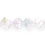 Kuubikukujuline kristall 6mm