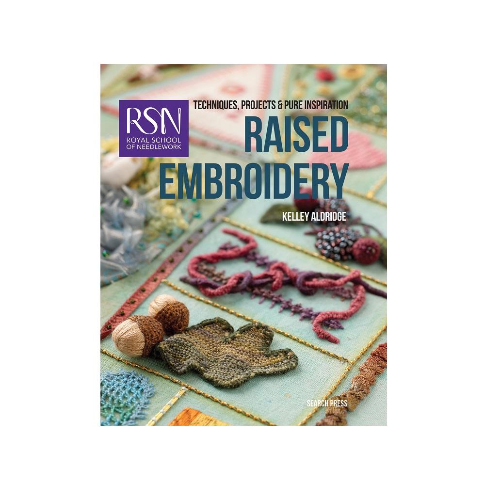 Raamat `RSN: Raised Embroidery`