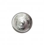 Metallinappi, kantanappi 14mm, 22L