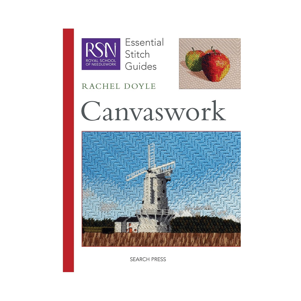 "Raamat ""RSN Essential Stitch Guides: Canvaswork"""
