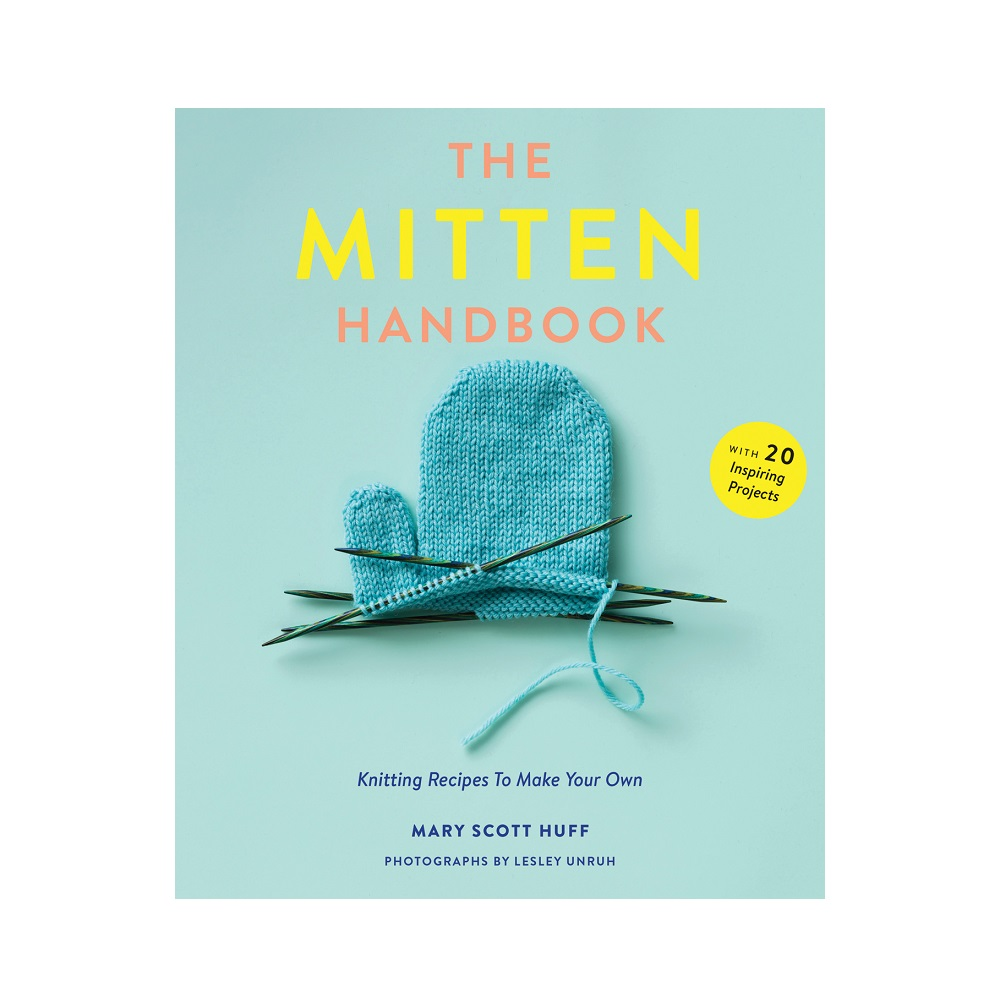"""Raamat """"The Mitten Handbook"""""""