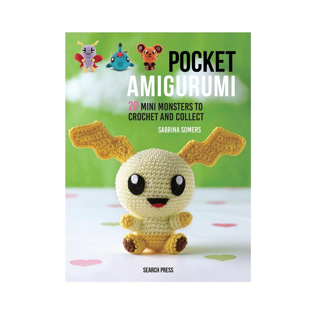 "Raamat ""Pocket Amigurumi"""
