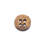 Naturaalsed kookosnööbid, 13mm, 21L