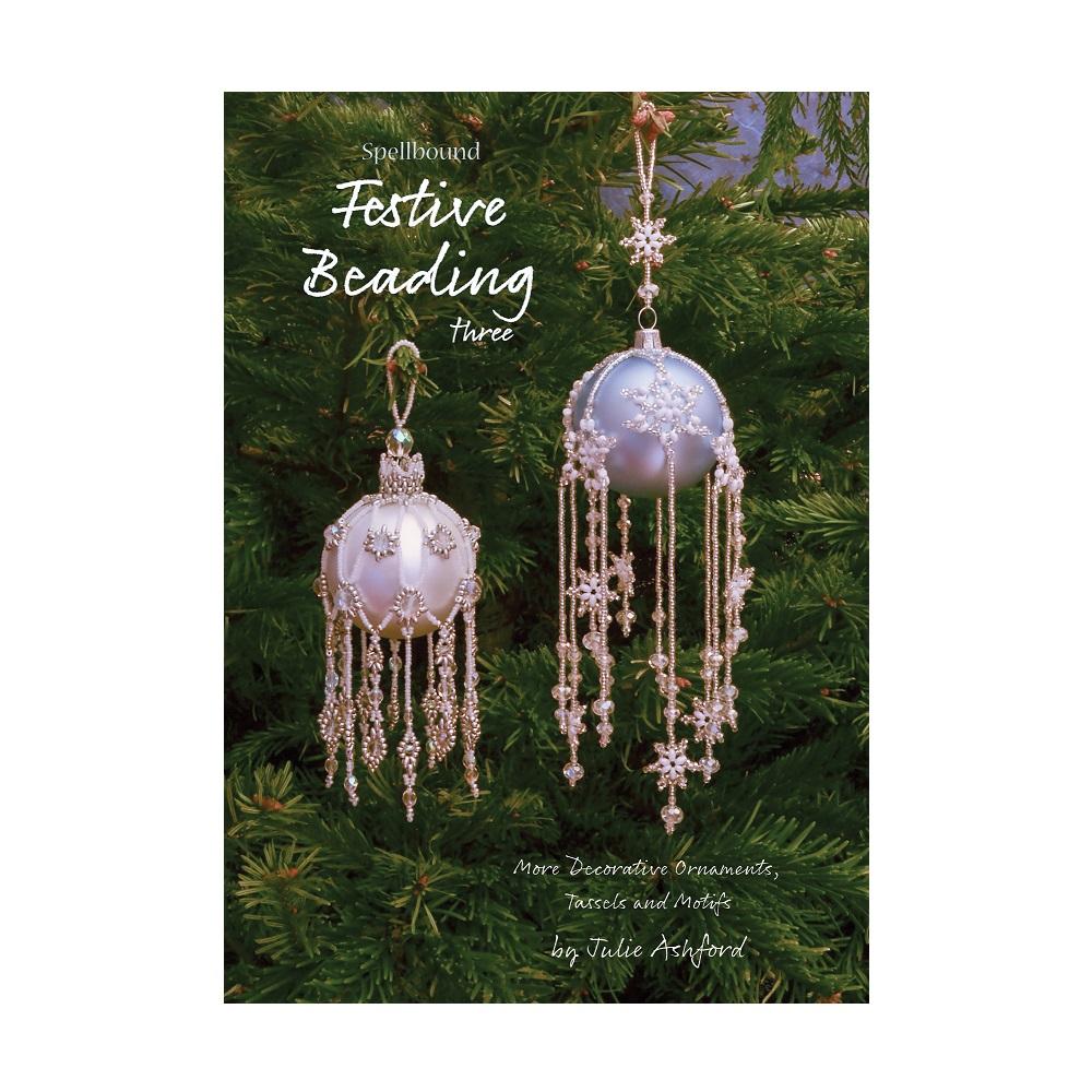 """Raamat """"Spellbound Festive Beading Three"""""""