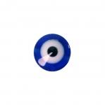 Silmakujuline nööp-helmes, pikuti läbistatud auguga 10mm/18L