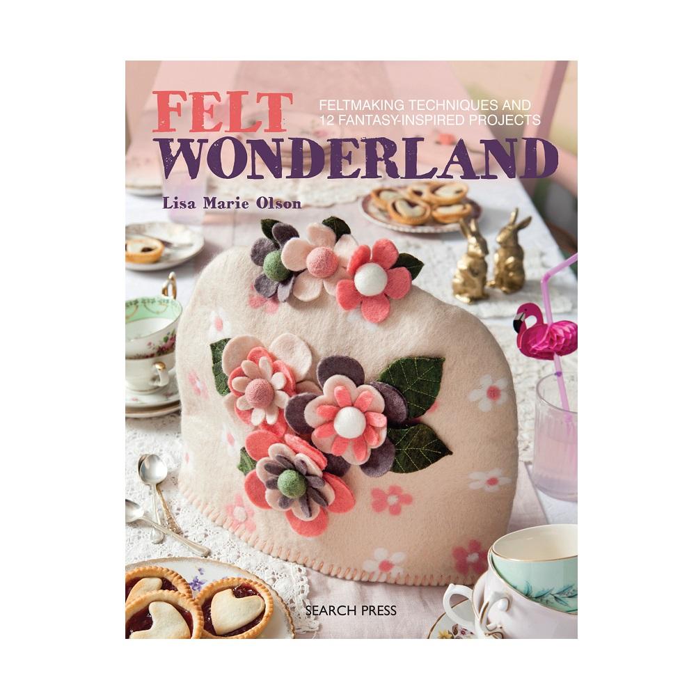 """Raamat """"Felt Wonderland"""""""