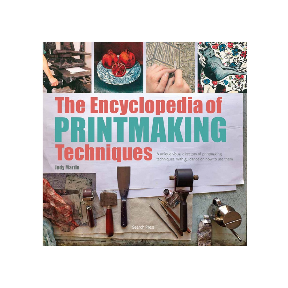 "Raamat ""The Encyclopedia of Printmaking Techniques"""