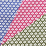 Puuvillane kangas, lillemustriga, lai värvivalik! KC0072/9090, 145cm