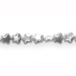 Tähekesekujuline pärlmutter 8x3mm klaashelmes