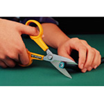 Multi-Purpose Heavy Duty Scissors, 14 cm, OLFA (Japan), SCS-1