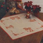 Jõululinik punase pitsiga