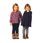 Kleit & tuunika 86 - 116cm / Dress & tunic/ Burda 9503