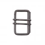 Metal buckle, 55x35 mm for belt width 45 mm