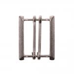 Металлическая пряжка удавка 40x33 мм, для ремни шириной 30 мм