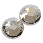 Triigitavad (e.kuumkinnituvad) lamepõhjalised MC klaaskristallid SS30 (6,2-6,4mm)