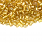 Glass Beads (Hexagon) Two-Cut / 3x2,6mm / Matsuno (Japan)