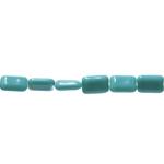 Kandiline piklik lapik pikuti läbistatud auguga (Jablonex) 12x8x4mm klaashelmes
