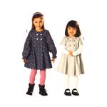 Kleit 92- 122cm / Dress/ Burda 9564