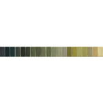 Doli värvivalik Nr.9 Samblarohekad  toonid