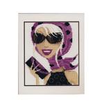 Tikkimiskomplekt Blondiin / Art. 1015 / Riolis