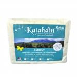 Korkealaatuinen 100% puuvillavanu, Kathadin Quilt Batting, 182cm x 243cm, Bosal, 391K