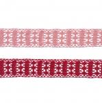 Puuvillane pits, Cotton (Crochet) Lace, 1827 laiusega 3cm, Iemesa