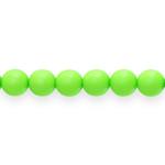 Ümar neoonvärvides matt klaashelmes 12mm, Jablonex