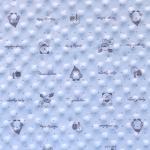 Reljeefse mummumustriga, ülipehme, loomamustriga õhuke pehme fliis (Bubble fleece), 150cm 130.059