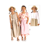 Kleit & jakk 116 - 146cm / Dress & jacket/ Burda 9755
