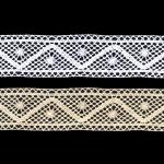 Cotton (Crochet) Lace Art. 1795, 4cm