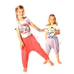Püksid 104 - 140cm / Pants / Burda 9493