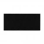 Piltaplikatsioon: ristkülikukujuline ühevärviline, tumedates toonides 9,5 x 4,5 cm
