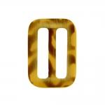 Muovista liikkuva solki, hihnan kiristin, nauhalukko 42x32 mm, sopii hihnaan leveydella 30 mm