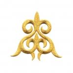 Triigitav ornament 10,5cm