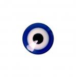 Silmakujuline nööp-helmes, pikuti läbistatud auguga 12mm/20L
