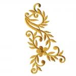 Triigitav ornament, vasakpoolselt joondatud 13,5x7cm