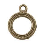 Metal Circular Charm / 16mm