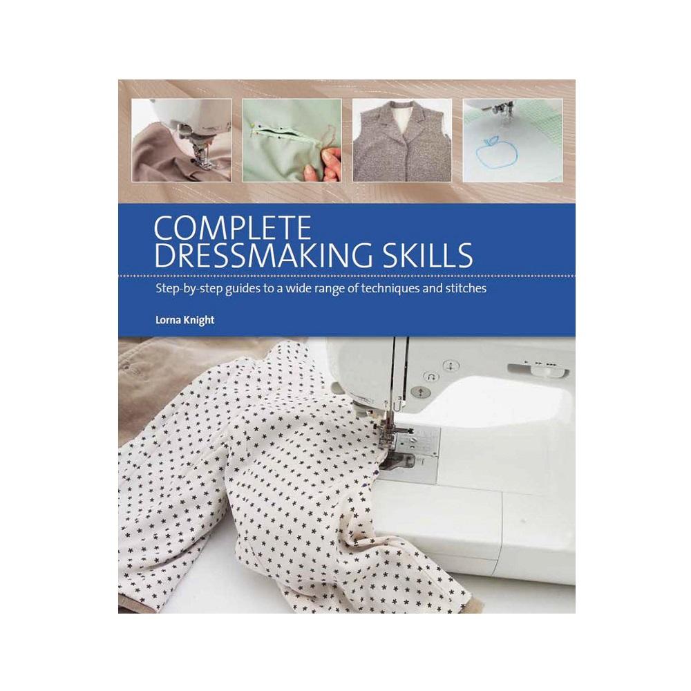 """Raamat """"Complete Dressmaking Skills"""""""