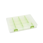 16 Compartment Adjustable Storage Box / 25,4 x 17,8 x 3,8cm / JA-BOX6