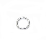 925 Silver Jump Ring / 5,2 x 0,8mm