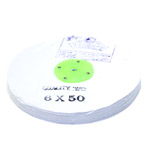 Musliinkangast poleerimisketas plastikust keskosaga / 50-layer Fabric Buffing Pad
