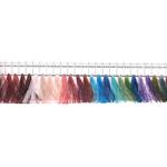 Masintikkimisniit Shanfa 3000y - värvivalik 15 punakad, sinakad, rohekad toonid